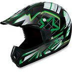 Youth Green Roost Launch Helmet - 0111-0927