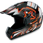 Orange Roost Launch Helmet  - 0110-3801