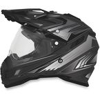 Flat Black Multi FX-41DS Helmet - 0110-3914