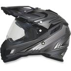 Frost Gray Multi FX-41DS Helmet - 0110-3925