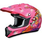 Youth FX-17Y Rocket Girl Helmet - 0111-0580