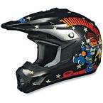 Youth FX-17Y Rocket Boy Helmet - 0111-0583