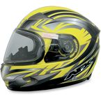 Multi Yellow FX-90S Snow Helmet - 0121-0499