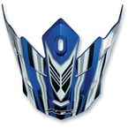 Blue Multi Visor for AFX Helmet - 0132-0663