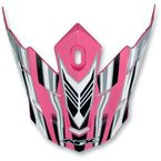 Pink Multi Visor for AFX Helmet - 0132-0664