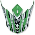 Green Multi Visor for AFX Helmet - 0132-0665
