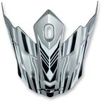 Silver Multi Visor for AFX Helmet - 0132-0666