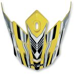 Yellow Multi Visor for AFX Helmet - 0132-0668