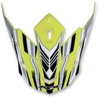 Hi-Vis Yellow Multi Visor for AFX Helmet - 0132-0669