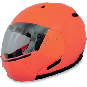 AFX Safety Orange FX-140 Modular Helmet - 0100-0985