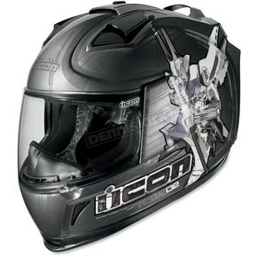 Icon Domain2 Shado Helmet - 01013757
