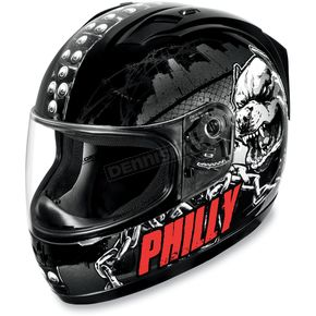 Icon Alliance SSR Represent Philly Helmet - 01013871
