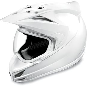 Icon Variant White Helmet - 0101-4756