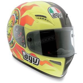 AGV Sun and Moon 96 Grid Helmet - 0361O0C0001009