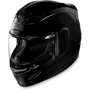 Icon Black Gloss Airmada Helmet - 0101-5928