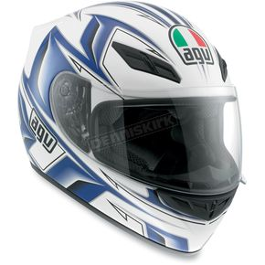 AGV Blue Arrow K4 EVO Helmet - 0031O2C0010011