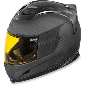 Icon Carbon Ghost Airframe Helmet - 0101-6731