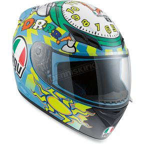 AGV Multi K3 Wake Up Helmet - 032150A0017007
