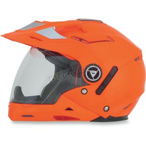 AFX Safety-Orange FX-55 7-in-1 Helmet - 0104-1260