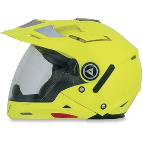 AFX Hi-Vis Yellow FX-55 7-in-1 Helmet - 0104-1263