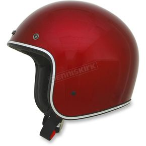AFX Candy Apple Red FX-76 Helmet - 0104-1628