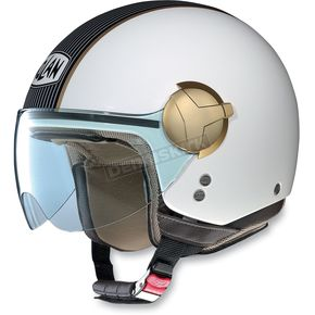 Nolan N20 Player Metallic White Helmet - N2T5271391275