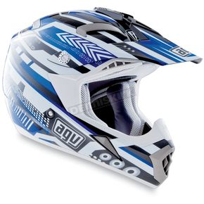 AGV Black/Blue MT-X Helmet - 01102208