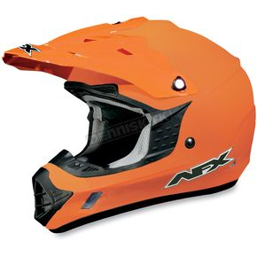 AFX Youth Orange FX-17Y Helmet - 0111-0692