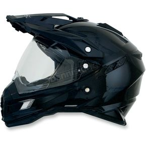 AFX Black FX-41DS Helmet - 0110-3744