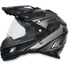 AFX Gloss Black Multi FX-41DS Helmet - 0110-3918