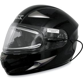 AFX FX-90S Snow Helmet w/Electric Dual-Lens Snow Shield - 0121-0422