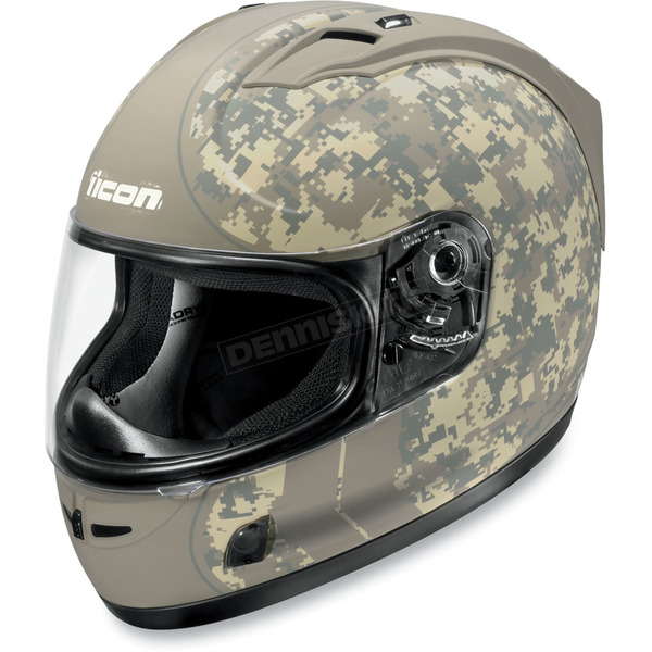 Icon Alliance SSR Operator Helmet - 0101-3835