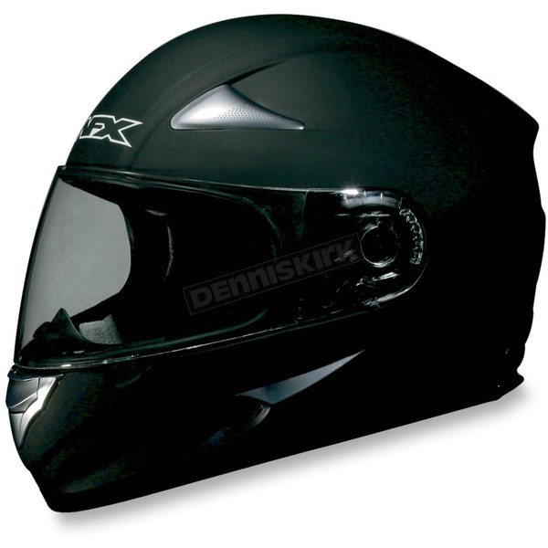 AFX Flat Black FX-Magnus Big Head Helmet - 0101-5831