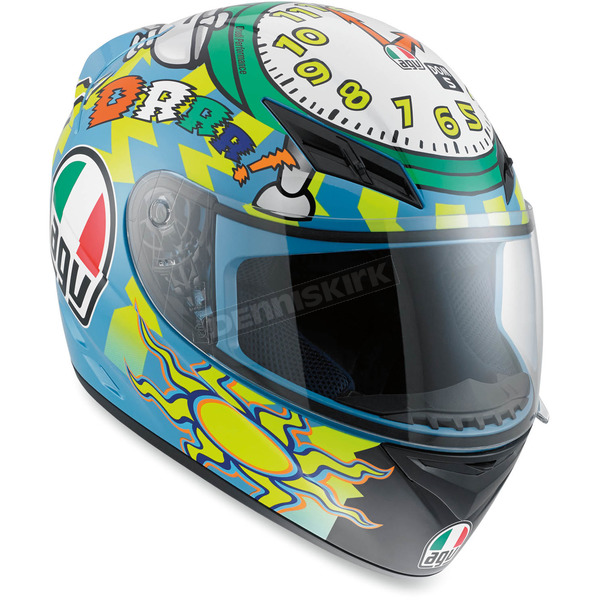 AGV Multi K3 Wake Up Helmet - 032150A0017011
