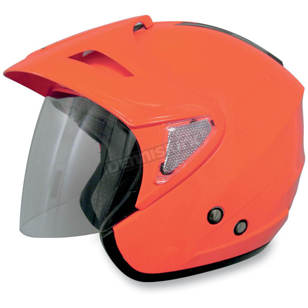 AFX Safety Orange FX-50 Helmet - 0104-1046
