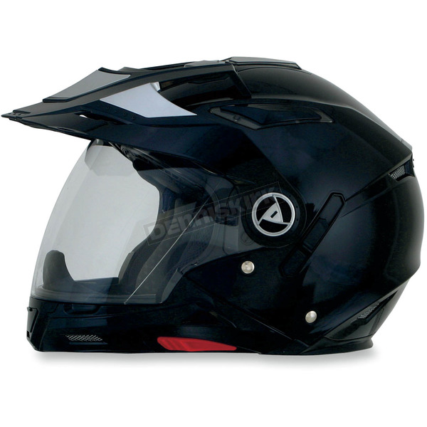 AFX Black FX-55 7-in-1 Helmet - 0104-1244