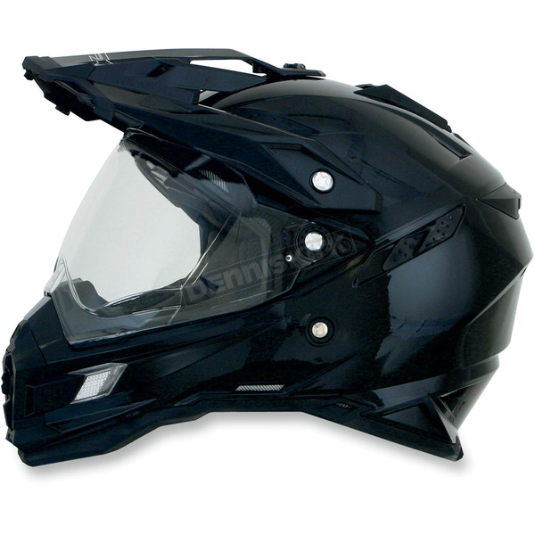 AFX Black FX-41DS Helmet - 0110-3745