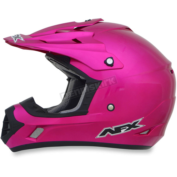 AFX Youth Fuchsia FX-17 Helmet - 0111-0946