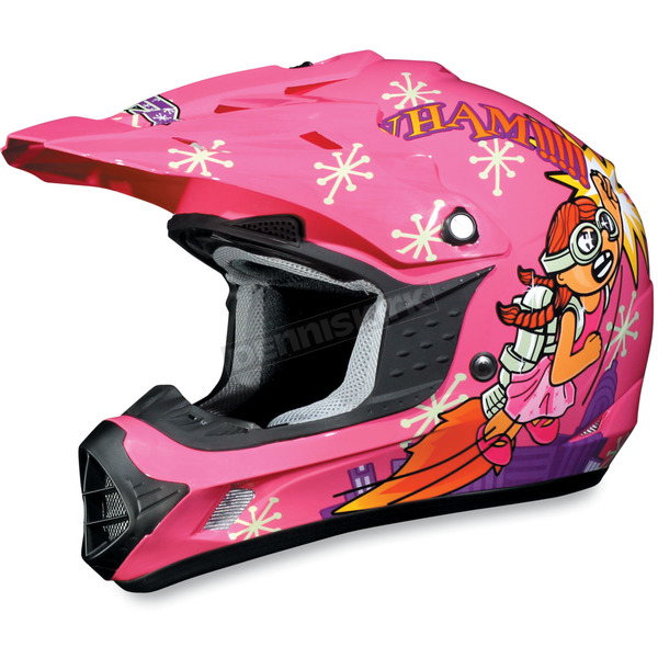 AFX Youth FX-17Y Rocket Girl Helmet - 0111-0578