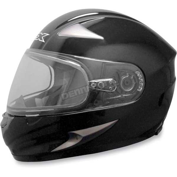 AFX FX-90S Snow Helmet w/Dual-Lens Snow Shield - 0121-0372