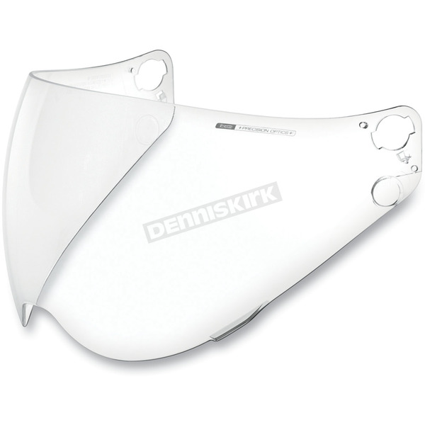 Icon Clear Fog Free Shield for Icon Variant Helmets - 0130-0373