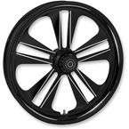 23 in. x 3.75 in. Front Crank Eclipse One-Piece Forged Aluminum Wheel for Models w/ ABS (Single Disc) - 23750-9032A107E