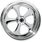 Rear 16 in. x 3.5 in. Nitro One-Piece Forged Aluminum Chrome Wheel - 16350-9978-92C