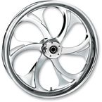 16 in. x 3.5 in. Rear Chrome Recoil One-Piece Forged Aluminum Wheel - 16350-9174-105C