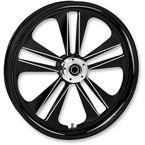 17 in. x 6.25 in. Rear Crank Eclipse One-Piece Forged Aluminum Wheel - 17625-9209-107E