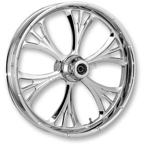 RC Components Chrome 17 x 6.25 Majestic Rear Wheel (Non-ABS) - 17625-9051-102C