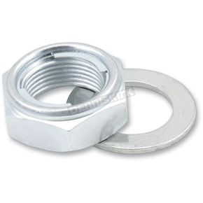 M22 Axle Locknut and Washer - AXN22