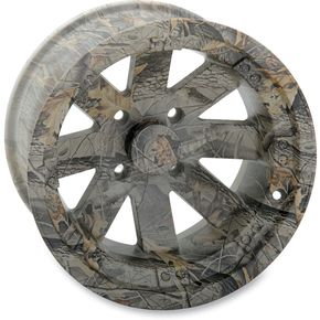 Vision Wheel 14 in. Buck Shot Wheel - 158147115HW4