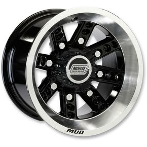 Moose Black 427 X Wheel - 0230-0567