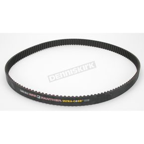 Carlisle Rear 1 1/2 in. Wide Drive Belt w/139 Teeth - 62-1178